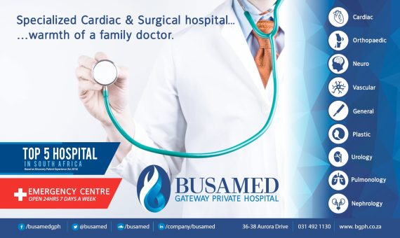 Busamed Gateway Hospital