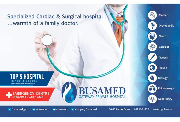 Busamed Gateway Hospital